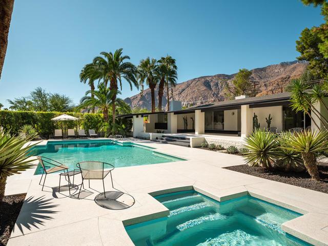 572 Santa Elena Road, Palm Springs, CA 92262