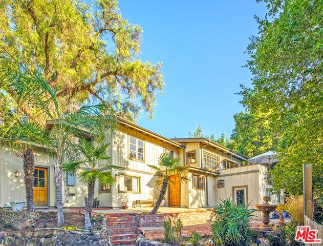 21544 SUMMIT Trail, Topanga, CA 90290