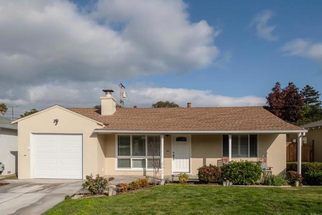 3921 Gillis Drive, San Mateo, CA 94403