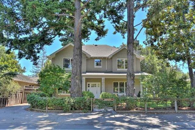 4015 Arbol Drive, Palo Alto, CA 94306