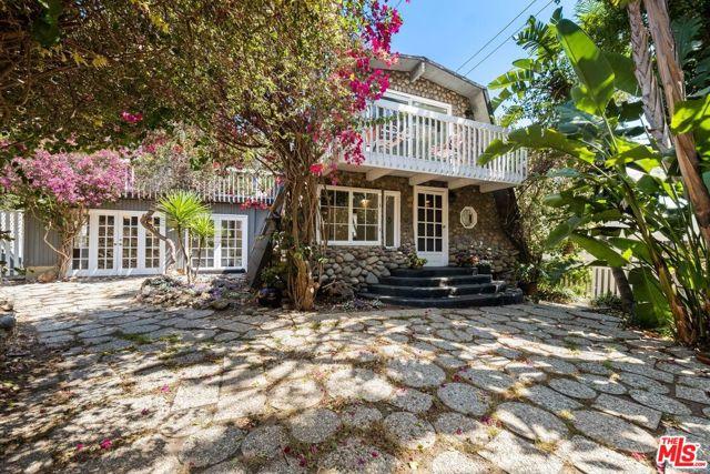 3666 Las Flores Canyon Road, Malibu, CA 90265