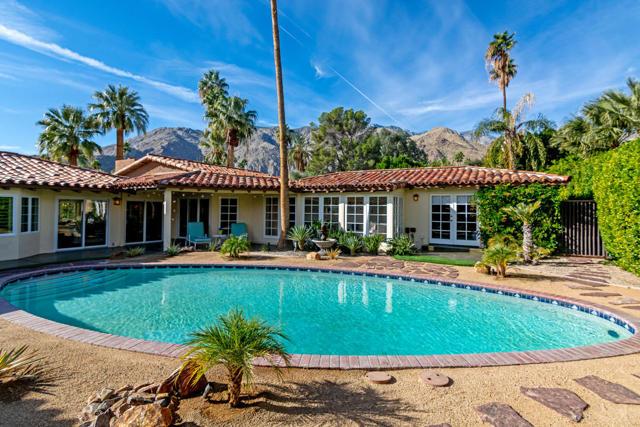 354 Stevens Road, Palm Springs, CA 92262