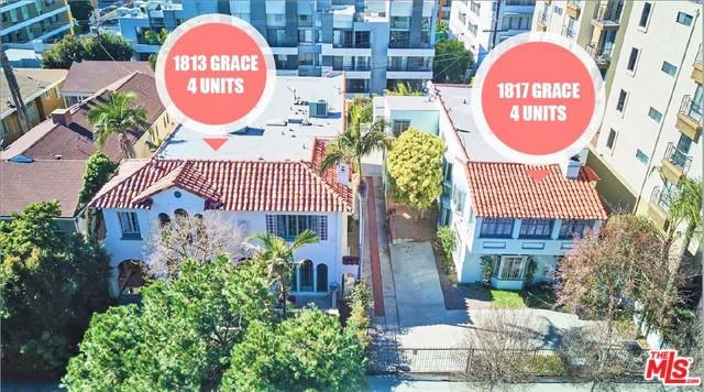 1813 GRACE Avenue, Los Angeles, CA 90028