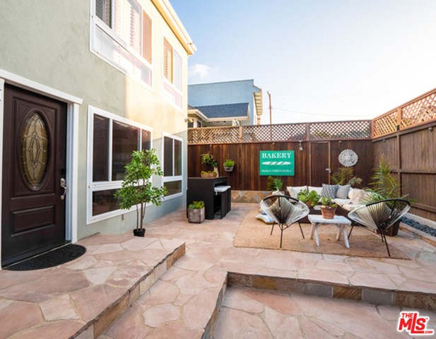 Located on one of Venice's premier walk streets and just steps to the beach and Abbot Kinney, this move-in ready duplex is a must see. // What our Seller's love most: This lovely, quiet, comfortable property is close to many amenities, including Venice Beach, Santa Monica pier, and Old Town Santa Monica. It is surrounded by a creative community of artists and professionals, while also tucked away offering private and quiet refuge. // What you'll love: Each unit is approximately 800 sq. ft. with 2 bedrooms and 1 bathroom offering a bright and sunny floor plan, updated kitchen and bathrooms, and hardwood floors throughout. The upstairs unit has generous built-out closets and both units offer large French windows to allow natural light and ocean breezes to flow through. This is a great opportunity for an owner-user or an income property in one of Venice's most desirable locations only a block away from the beach. // Additional features include: A spacious, shared outdoor patio area; ample storage space; laundry in the back of the unit; video security system set up in front and back; three on-site parking spots in back of the units and a EV charger. // Notable about the neighborhood: Moments to trendy shops and restaurants on Abbot Kinney, Rose, and Main St, as well as nearby Venice and Santa Monica beaches, all just a short stroll away. Lower unit is now vacant.