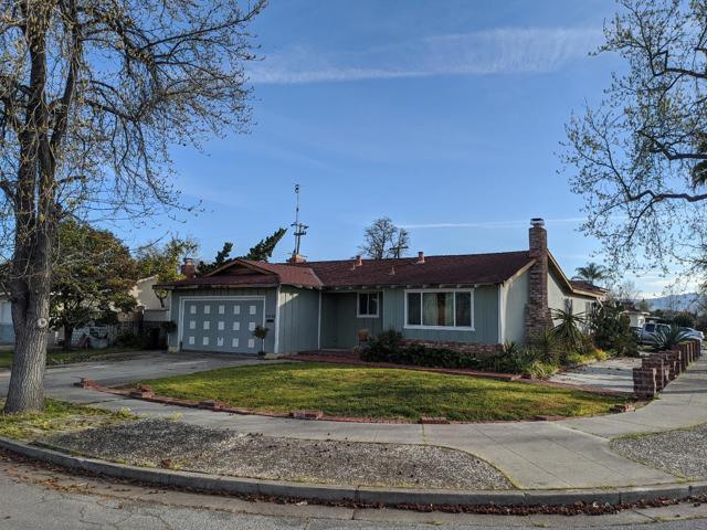 4098 Rivoir Drive, San Jose, CA 95118