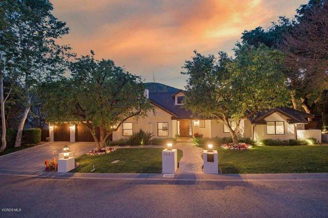 1587 Larkfield Ave, Westlake Village, CA 91362
