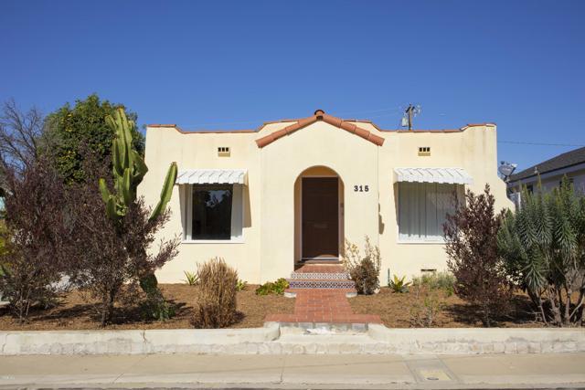 315 E Lewis Street, Ventura, CA 93001