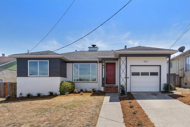 907 Bradley Drive, Daly City, CA 94015