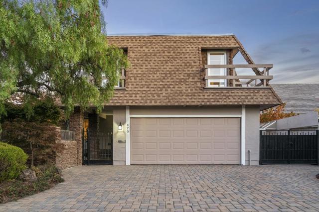 470 Neptune Drive, Redwood City, CA 94065