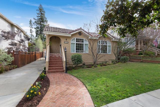 2513 Hillside Drive, Burlingame, CA 94010