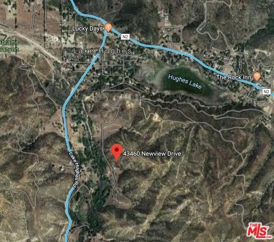 43460 NEWVIEW Drive, Lake Hughes, CA 93532