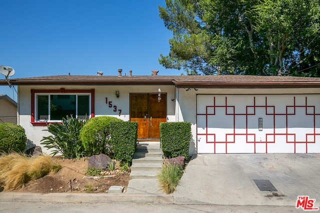 1537 SILVERWOOD Drive, Los Angeles, CA 90041