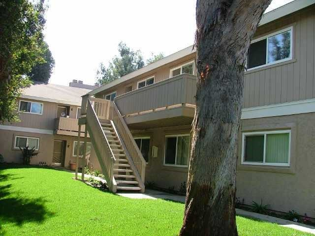 Lower end unit located in a small enclave of condos. Spacious enclosed patio..  Neighborhoods: Escondido Other Fees: 0 Sewer:  Sewer Connected Topography: LL