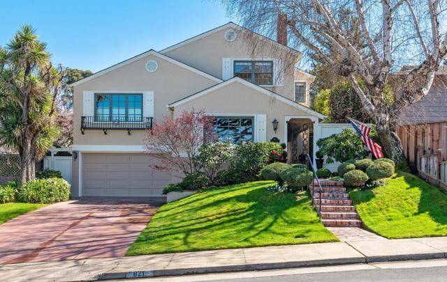 821 Nevada Avenue, San Mateo, CA 94402