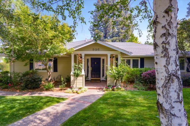 996 Altschul Avenue, Menlo Park, CA 94025