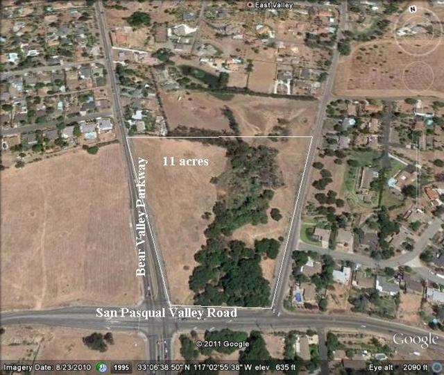 Bear Valley Pkwy a & San Pasquale rd, Escondido, CA 92027