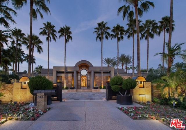 345 N VIA LAS PALMAS, Palm Springs, CA 92262