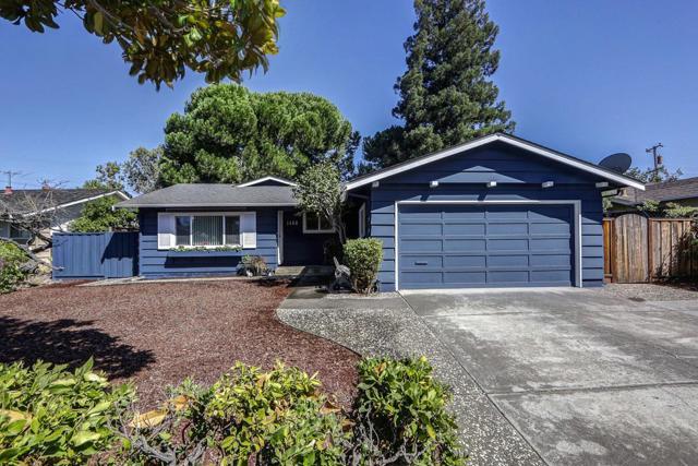 1466 Thunderbird Avenue, Sunnyvale, CA 94087