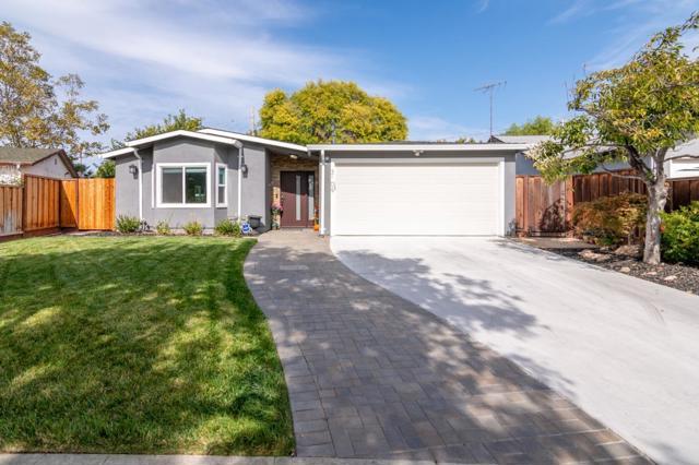 3109 Calzar Drive, San Jose, CA 95118