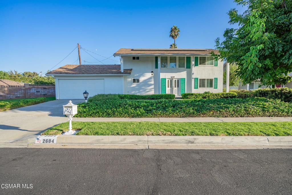 2684     Hollister Street, Simi Valley CA 93065