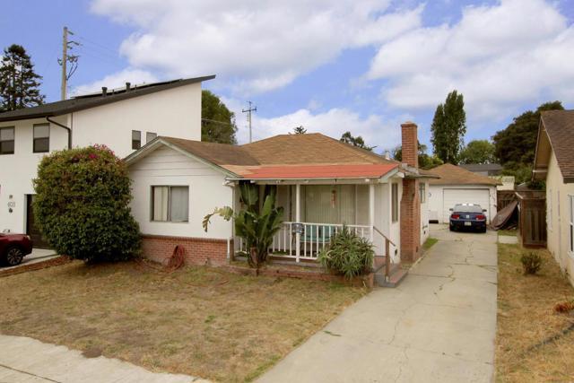 607 Woodrow Avenue, Santa Cruz, CA 95060