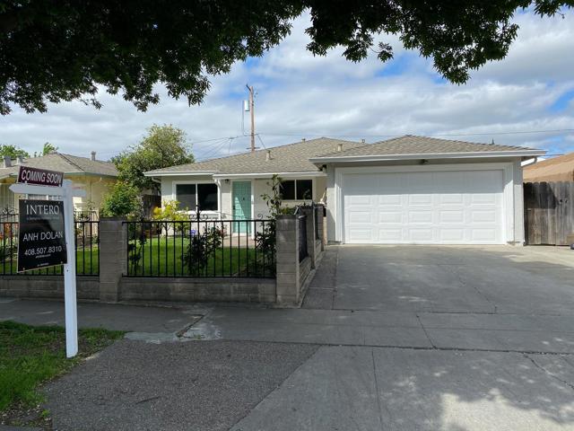 4639 Tango Way, San Jose, CA 95111