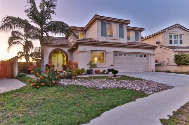 1158 Cove View Way, San Diego, CA 92154