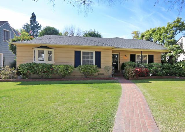 231 Glen Summer Road, Pasadena, CA 91105