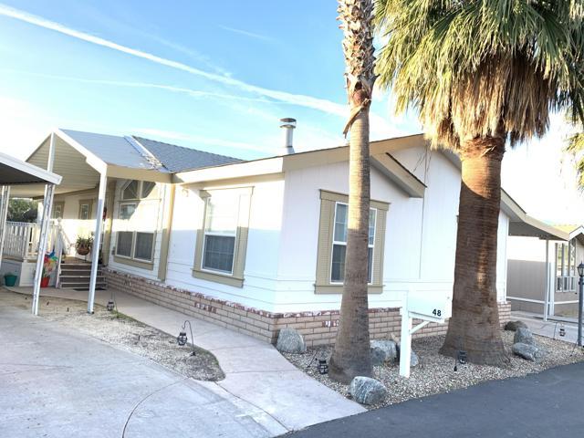 17555 Corkhill Road 48, Desert Hot Springs, CA 92241