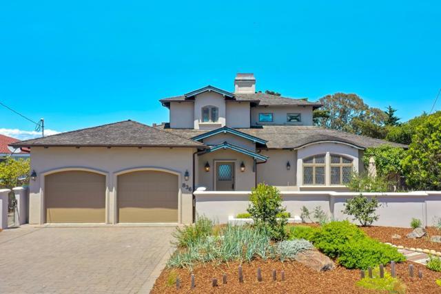 836 Jewell Avenue, Pacific Grove, CA 93950