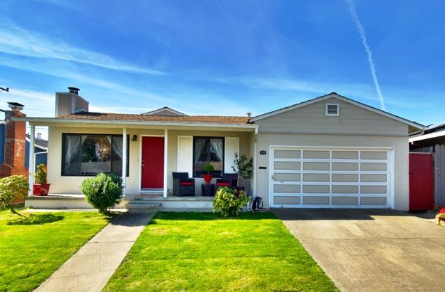 617 Joaquin Drive, South San Francisco, CA 94080