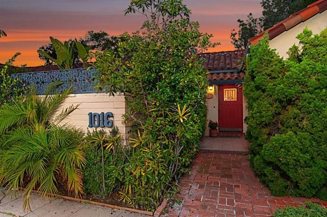 1016 Cypress Way, San Diego, CA 92103