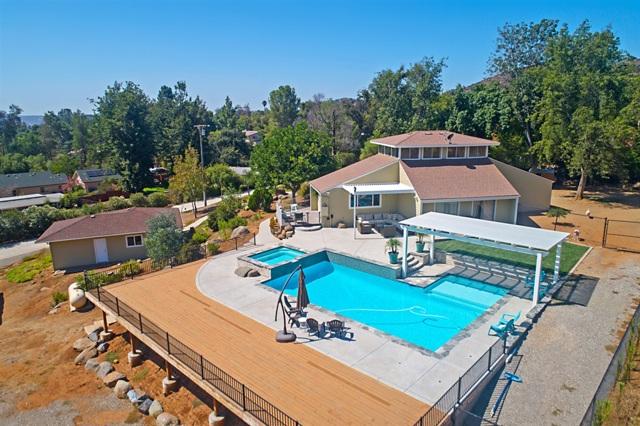 11421 Pinehurst Drive, Lakeside, CA 92040