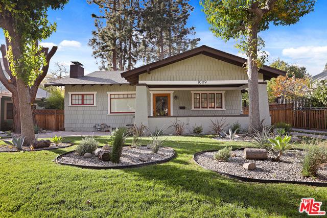 1009 N MARENGO Avenue, Pasadena, CA 91103
