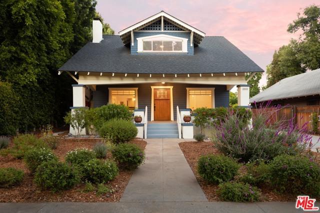 1008 N MARENGO Avenue, Pasadena, CA 91103