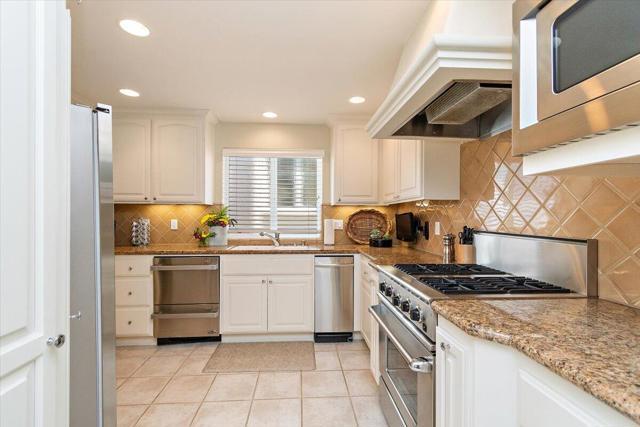 Clean high quality kitchen