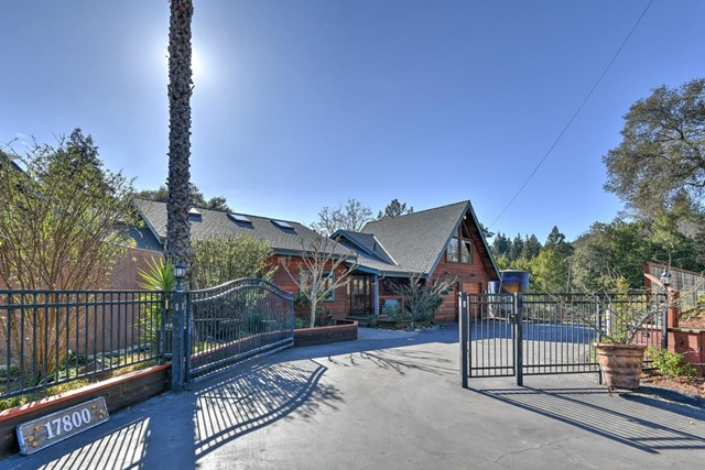 17800 Old Summit Road, Outside Area (Inside Ca), CA 95033