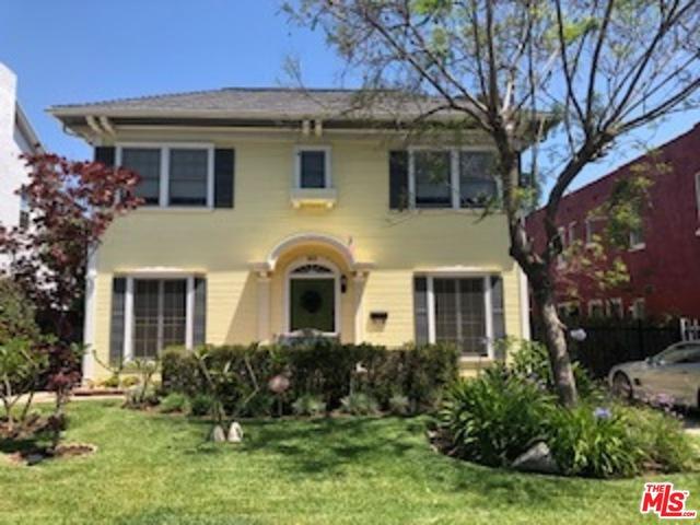 860 S BRONSON Avenue, Los Angeles, CA 90005