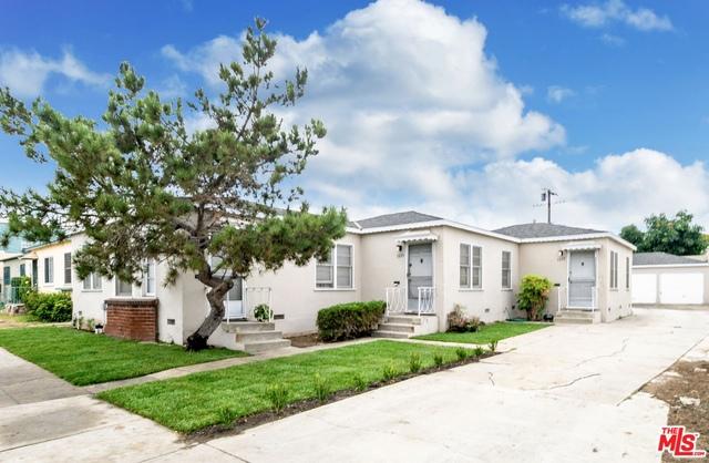 7233 S NORMANDIE Avenue, Los Angeles, CA 90044