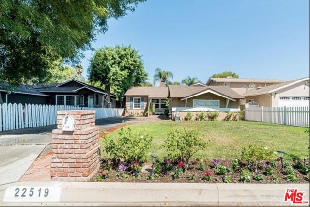 22519 BERDON Street, Woodland Hills, CA 91367