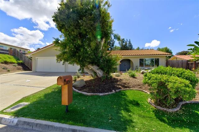 3734 Corral Canyon Rd, Bonita, CA 91902
