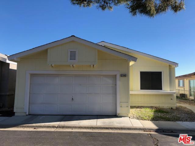 2340 Rangeview Drive, Rosamond, CA 93560