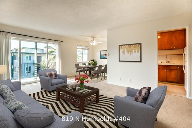 819 Humboldt Street 404, San Mateo, CA 94401