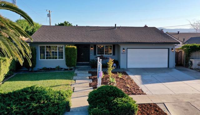 5851 Herma Street, San Jose, CA 95123