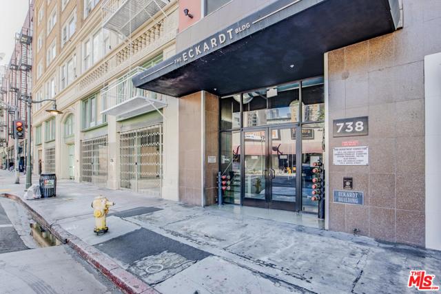 44. 738 S Los Angeles Street #201 Los Angeles, CA 90014