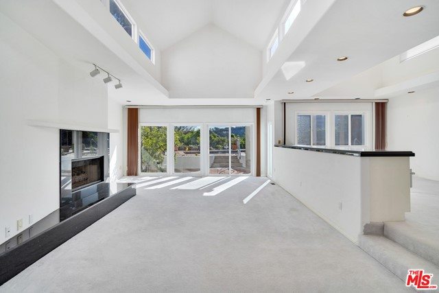 A rare opportunity to purchase a striking architectural gem with sparkling pool and open canyon views behind the gates of The Summit. This 4,281sf 4 bedroom / 3.5 bathroom home is the ideal canvas to create a stunning residence in one of Beverly Hills most exclusive mountain top communities. Private and secure with endless possibilities.
