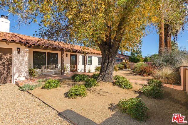1508 E EL ALAMEDA, Palm Springs, CA 92262