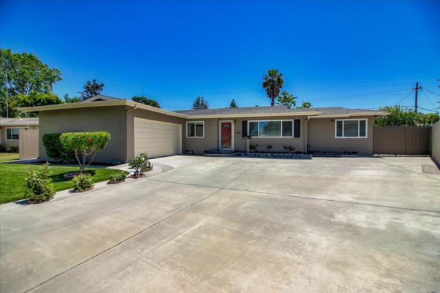 3950 Springfield Drive, San Jose, CA 95130