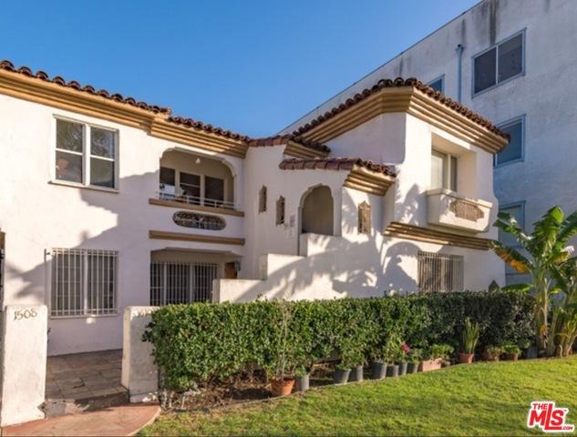 1508 S WOOSTER Street, Los Angeles, CA 90035