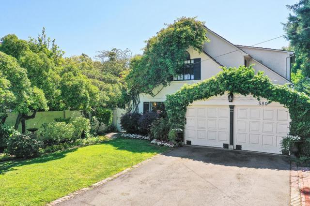 580 Washington Avenue, Palo Alto, CA 94301